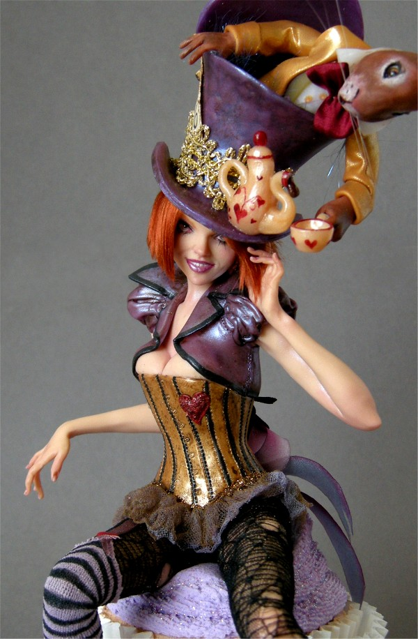 MAD HATTER DIVA 2 by wingdthing