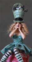 Alice and Cheshire 2