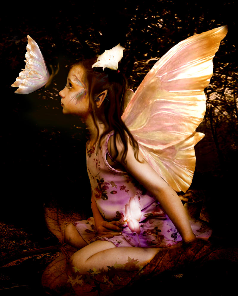 girl from a fairy - photo #5