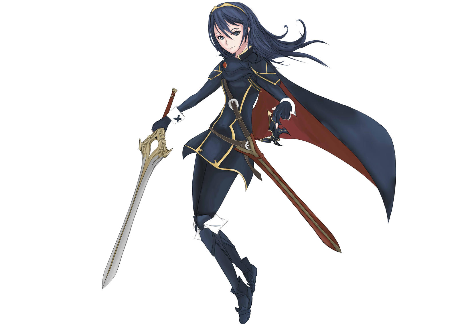 Lucina Fire Emblem Wallpaper Lucina Fire Emblem