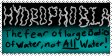 Hydrophobia Awareness Stamp by HaZaRd195713