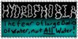 Hydrophobia Awareness Stamp by HaZaRd195713