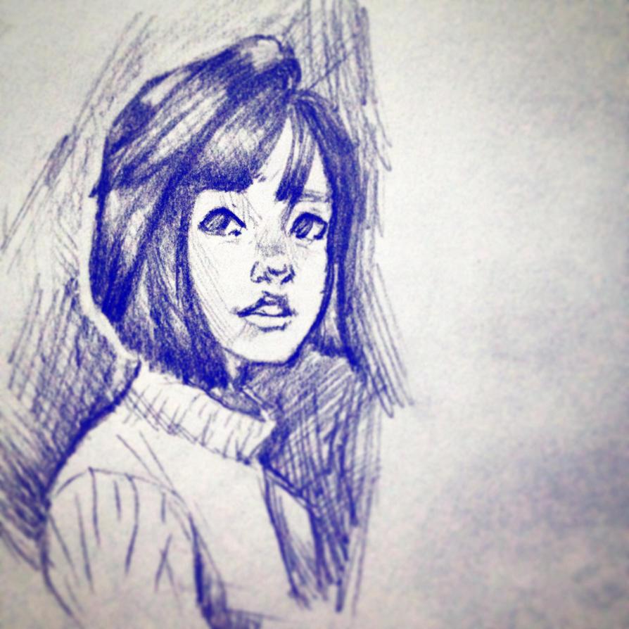 Sketch 1 by xicara-de-cafe