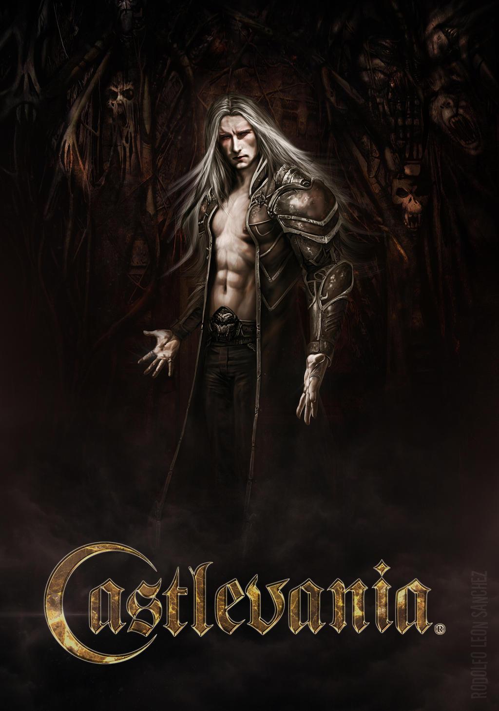 Castlevania Symphony Of the Night psp psx