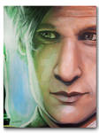 Matt Smith Doctor Who Portrait