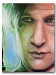 Matt Smith Doctor Who Portrait