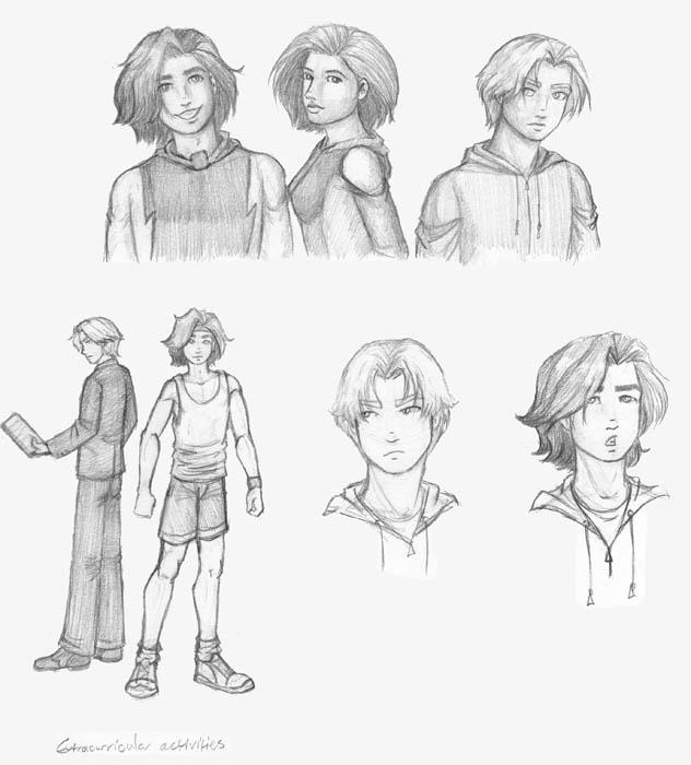 Sketch Dump: Impulse by briarhenge