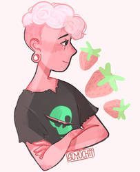 Strawberry Lars by soyochii