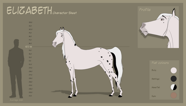 Elizabeth - Character Sheet by Wild-Hearts