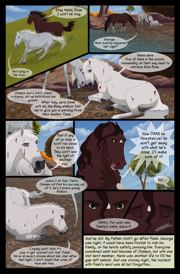 horse comics deviantart