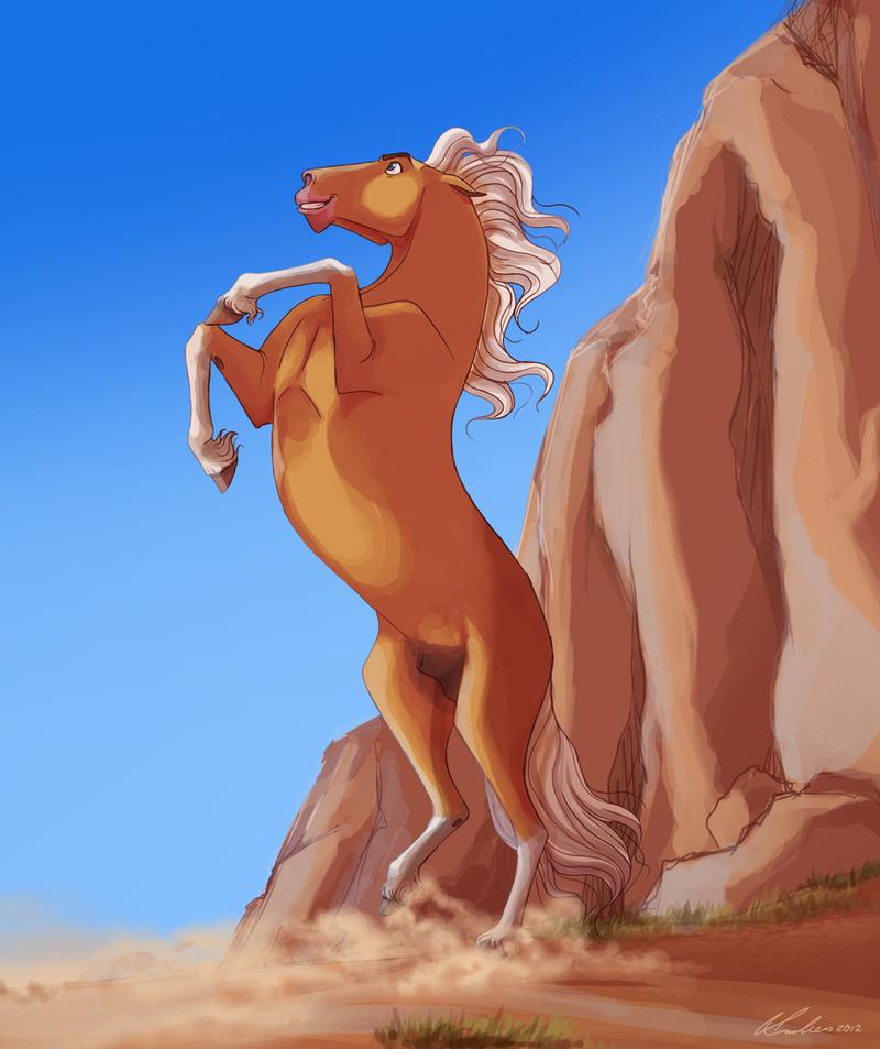 Grand Stallion by Wild-Hearts