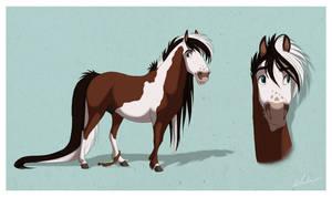 Icelandic Pony Design trade