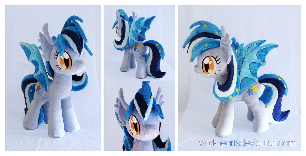 Starstruck plush by Wild-Hearts