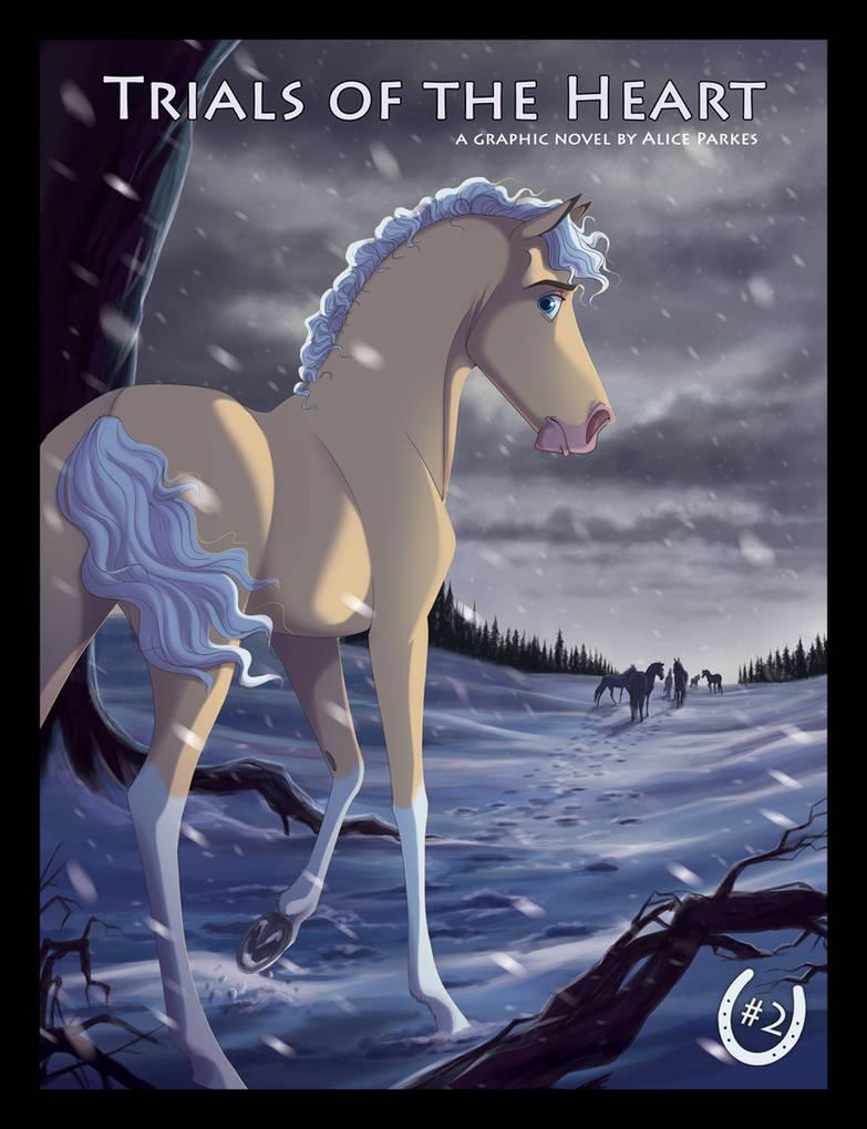 Trials of the Heart: Issue 2 Cover