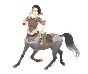 Centaur (Commission)