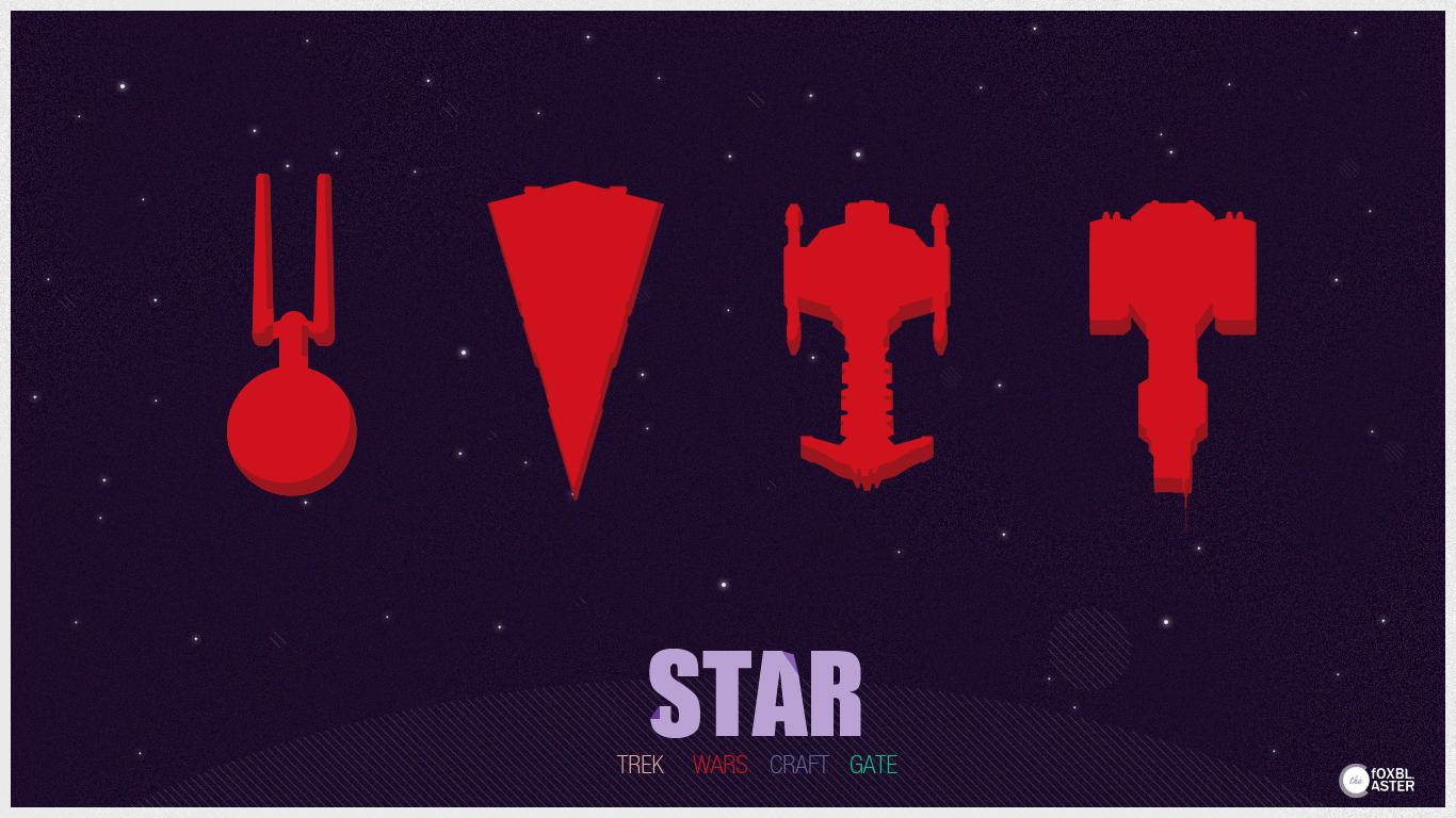 Starships by fOXBLASTER