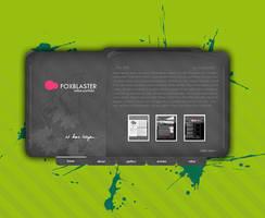 My portfolio v3 by fOXBLASTER