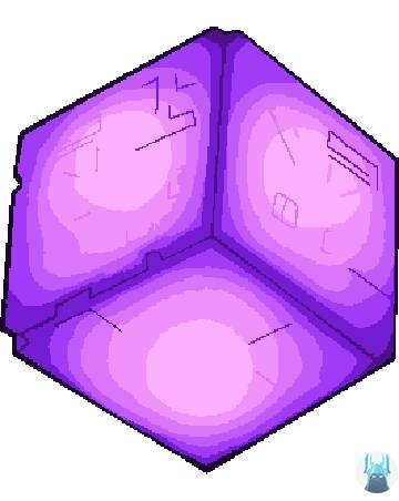 Fortnite Pixel Art Kevin The Cube By Realsleepyknight On
