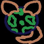 Original Huqstuff logo by Huqstuff