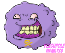 KOFFING by Flashpole