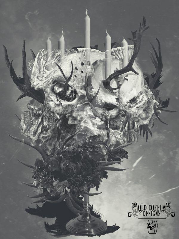 The Dead by Nagrobek