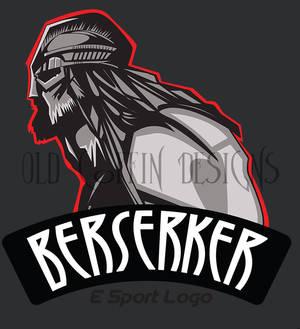 E sport Logo Berserker