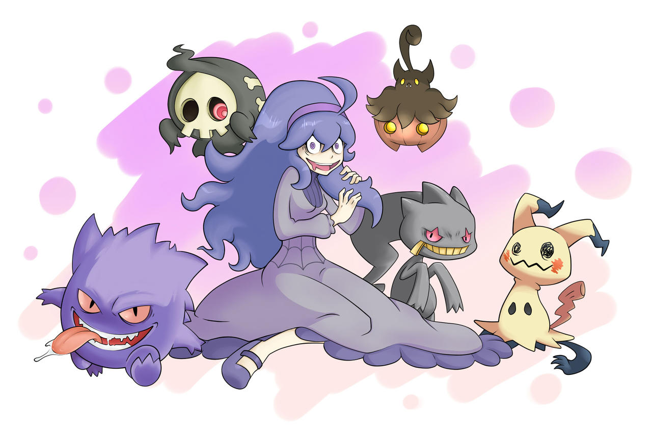 Hex Maniac by Pixeled-Corpse