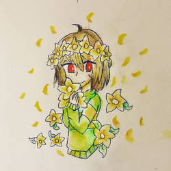 The Golden Flowers Are Within Reach