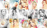Taylor Swift icons