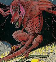 GODZILLA The Living Apocalypse Files: Bagorah