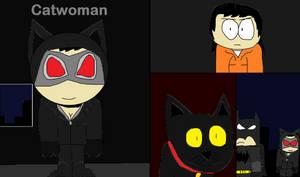 GCPD Rogue Files: Catwoman by GodzillaFan1234