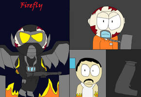 GCPD Rogue Files: Firefly by GodzillaFan1234