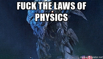 Orga Physics by GodzillaFan1234