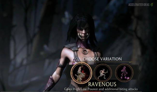 Mileena Ravenous 1 by GodzillaFan1234