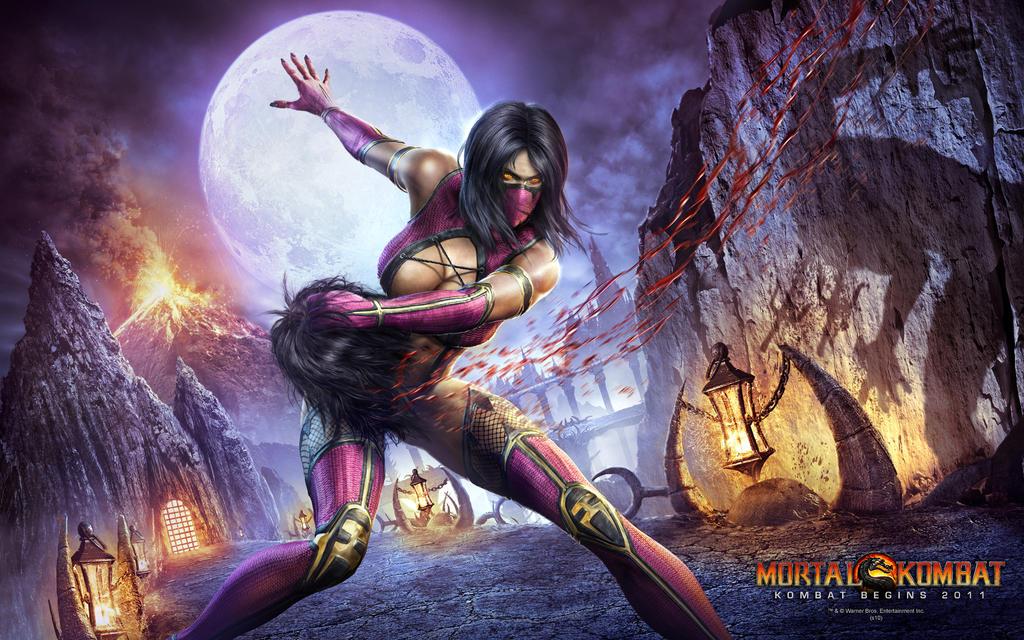 Mileena Reveal by GodzillaFan1234
