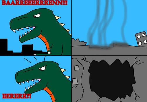 Godzilla: Age of Kaiju Issue 8 Page 14