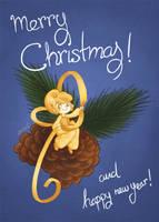 Merry Christmas! by kalmita