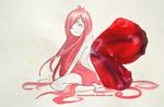 Red tulip Fairy