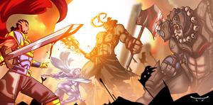 The Grigori Battle
