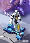 Mega Man vs Skull Man