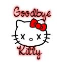 Goodbye Kitty by Zorchenhimer