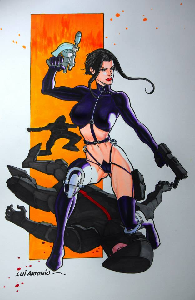 on Flux by stompboxxx