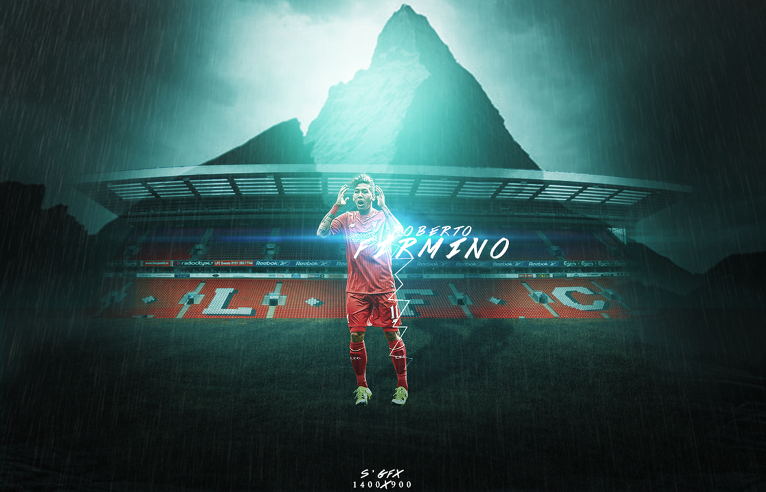 Roberto Firmino Wallpaper By SalmanAli10 On DeviantArt