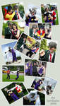 Beyblade Photo Collage