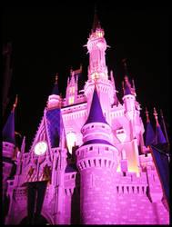 Disney Castle by Ashla
