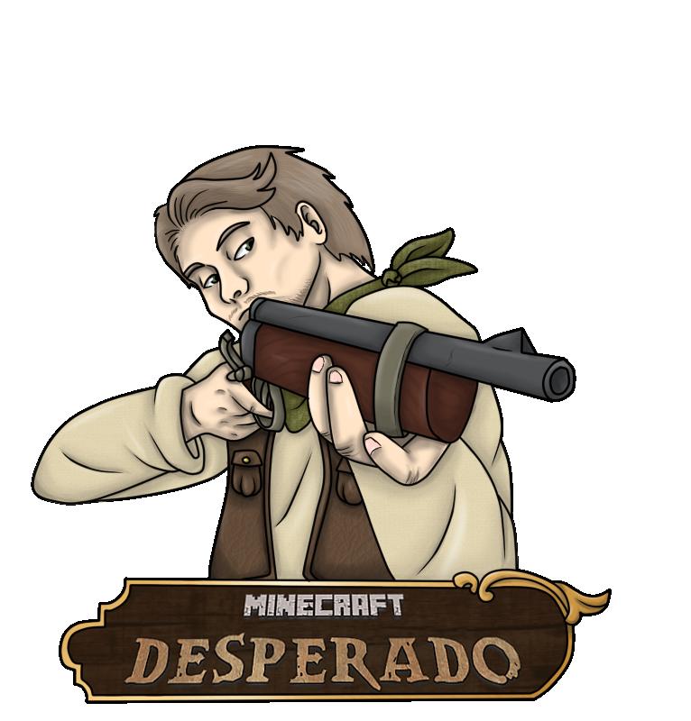 Minecraft Desperado HerrBergmann By Nojiko On DeviantArt - Minecraft desperado hauser