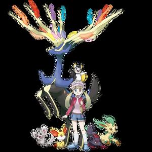 Allinour's Pokemonteam