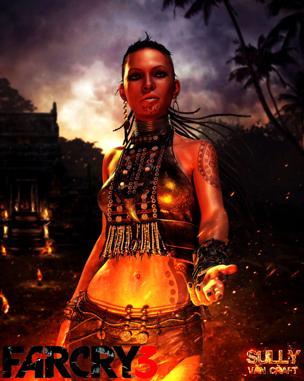 Citra Talugmai Montenegro Far Cry 3 By Sullyvancraft On Deviantart