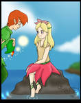 The First Neverland Lost Girl