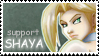 Support Shaya STAMP by FEuJenny07